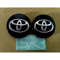Dop roda velg standar untuk roda mobil Toyota seperti AVANZA RUSH war