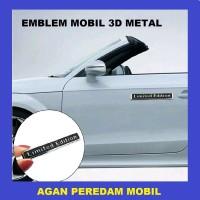 EMBLEM MOBIL 3D METAL