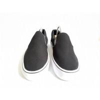 Sepatu Vans Slip On Black / Hitam Premium Quality
