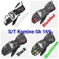 SARUNG TANGAN KOMINE GK 169 - Glove GK 169 parts motor