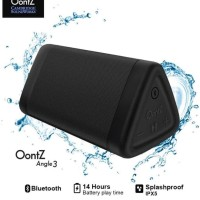 Oontz Angle 3 Cambridge Soundworks Bluetooth Speaker - Hitam - Hitam