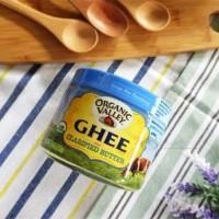 Organic Valley Ghee Clarified Butter 212 Gram Grosir/Eceran