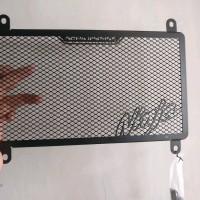 cover pelindung radiator agna all new ninja 250 2018 spare part