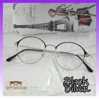 kacamata frame oval korea 1302