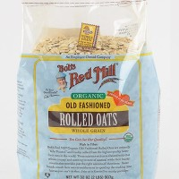 Bob S Red Mill Organic Old Fashioned Rolled Oats 907 G HOT SALE