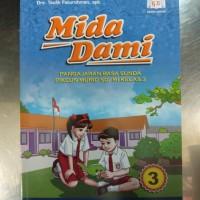 Mida Dami Pangajaran Basa Sunda Pikeun Murid SD/MI kelas 3