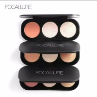 Focallure Blush and Highlighter Palette