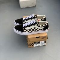 Vans Oldskool Checkerboard JAPAN MARKET