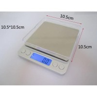 T11 Timbangan kopi dapur emas digital 0,1g - 1kg Digital Coffee Scale