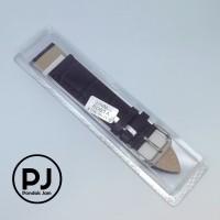Strap Jam Tangan Kulit Genuine Leather 22mm - Tali Jam Time King 6001A