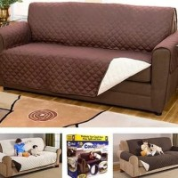 Couch Coat Reversible Washable Sofa Cover Td0059 Hot Sale