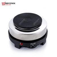 MOKA POT ELECTRIC COOKING STOVE - Kompor Listrik Mini YQ-105