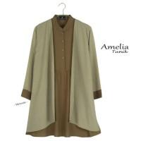 Atasan Wanita Amelia Tunik New
