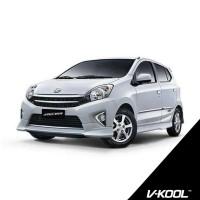 Kaca Film V-kool Full Body Toyota Agya (VK70+VIP+VIP)
