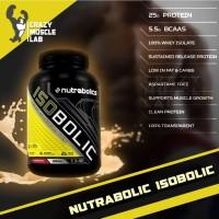 Nutrabolic Isobolic Whey Protein 5 Lbs