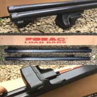 crossbar forac load bars tipe jepit universal roofrail untuk semua mob