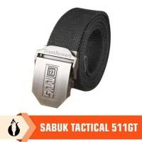 Sabuk 511 GT Belt Import / Gesper Kopel Militer/ Ikat Pinggang Polisi
