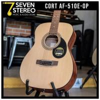 Cort AF510E OP Acoustic Electric Guitar
