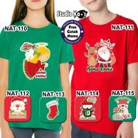 Kaos Natal untuk Anak / Bayi atau Kaos Christmas Anak / Bayi