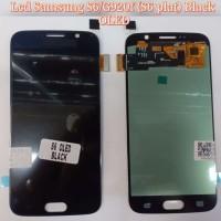 LCD SAMSUNG S6 FLAT G920 FULLSET TOUCH OLED ORI