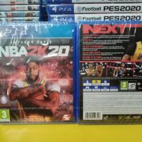 BD PS4 NBA2K20 REGION 2 ENGLISH