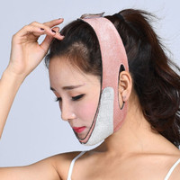 V Strap Face Slimming Double Chin V Shape Face Facial Chin Lift Belt