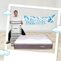 SPRING BED inthebox X size 180x200x27 King KASUR IN THE BOX