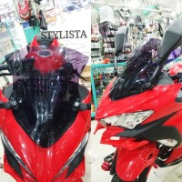 Windshield / Visor Ninja 250 Fi New 2018 Aksesoris Motor