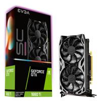 EVGA GeForce GTX 1660 Ti / GTX 1660TI SC ULTRA GAMING 6GB GDDR6