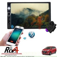 Tape Mobil Head Unit Double Din Mirror Link Android Sigra