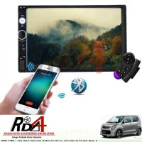 Tape Mobil Head Unit Double Din Mirror Link Android Karimun Wagon R