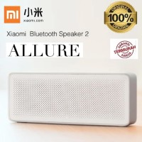 Xiaomi Cube Square Box Bluetooth Speaker 2 / Gen 2 Original with MIC