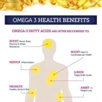 promo naturelo premium omega 3 fish oil 60 softgel