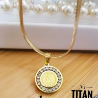 titanium kalung wanita 1915