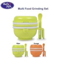 Baby Safe Multi Food Grinding Set Food Maker Makanan Bayi/ Babysafe