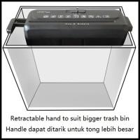 jual murah Mesin Penghancur Kertas Paper Shredder Pemotong Alat Mudah