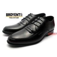 Sepatu Kerja Kantor Pantofel Pria Kulit Asli 7942