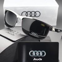 Kacamata Sunglasses Pria Original Audi Polarized Kualitas Premium