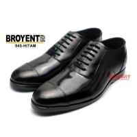 Sepatu Pantofel Pria Kulit/Carlit Bally 945