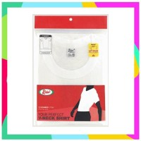 ID V-Neck - Oblong RIDER Putih Kaos Oblong Pria Kaos Dalam Pakaian Dal