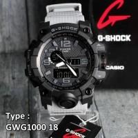 Jam Tangan Pria Gshock G-SHOCK GWG 1000/ Tali Abu skmei digitec