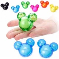 1 Pcs Mickey Mouse Parfum Mobil - Asesoris Pengharum Udara - Warna Bir