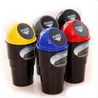 Best seller - Neo Car Mini Dustbin Bulat Tong Sampah Tempat Sampah Mob
