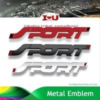 Emblem Sport Techno