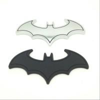 Batman Superhero Emblem Stiker Sticker Tempelan Besi Metal Mobil Car M