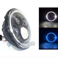 Lampu LED Projector Daymaker Angel Eyes HiLo 7 Inch 35W 3880LM Jeep