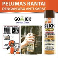 BIG SALE Pelumas Rantai SUPER Anti Karat Tahan Air PRIMO SLICK WAX