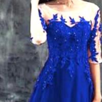 gaun pesta/long dress