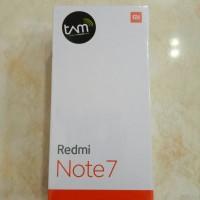 Redmi Note 7 4/64 gb TAM resmi baru 4gb 64gb xiaomi note7 4 bnib ori