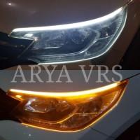 Lampu Runing Turning LED Alis Head lamp Sen Grand All New Yaris 2014